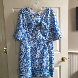 New w tag, Lilly Pulitzer Fiesta Stretch Dress 10